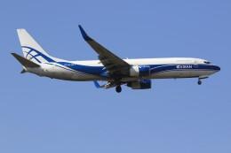 メンチカツさんが、成田国際空港で撮影したアトラン・アヴィアトランス・カーゴ・エアラインズ 737-86N(BCF)の航空フォト(飛行機 写真・画像)