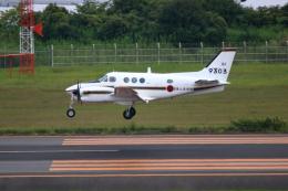 ▲®さんが、仙台空港で撮影した海上自衛隊 LC-90 King Air (C90)の航空フォト(飛行機 写真・画像)