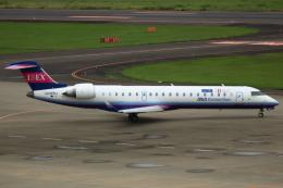 ▲®さんが、仙台空港で撮影したアイベックスエアラインズ CL-600-2C10 Regional Jet CRJ-702の航空フォト(飛行機 写真・画像)