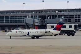 TA27さんが、ワシントン・ダレス国際空港で撮影したエンデバー・エア CL-600-2B19 Regional Jet CRJ-440の航空フォト(飛行機 写真・画像)