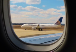 TA27さんが、ワシントン・ダレス国際空港で撮影したメサ・エアラインズ ERJ-170-200 LR (ERJ-175LR)の航空フォト(飛行機 写真・画像)