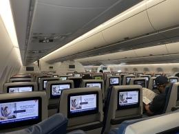 Shintaro Muraseさんが、ハーツフィールド・ジャクソン・アトランタ国際空港で撮影したデルタ航空 A350-941の航空フォト(飛行機 写真・画像)