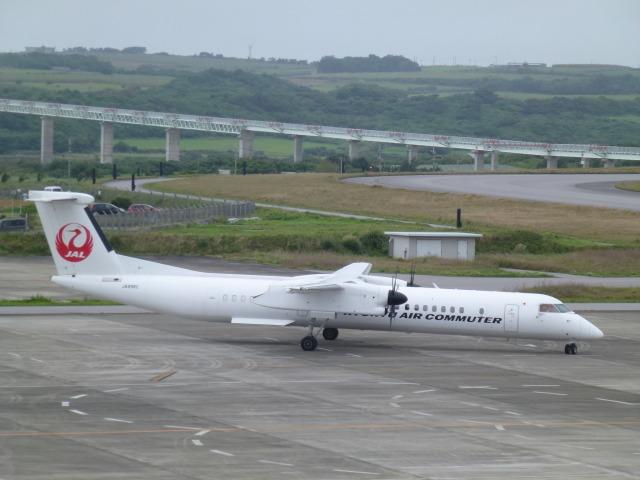 Shibataさんが、石垣空港で撮影した琉球エアーコミューター DHC-8-402Q Dash 8 Combiの航空フォト(飛行機 写真・画像)