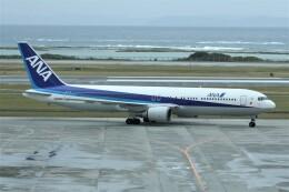 もぐ3さんが、那覇空港で撮影した全日空 767-381の航空フォト(飛行機 写真・画像)