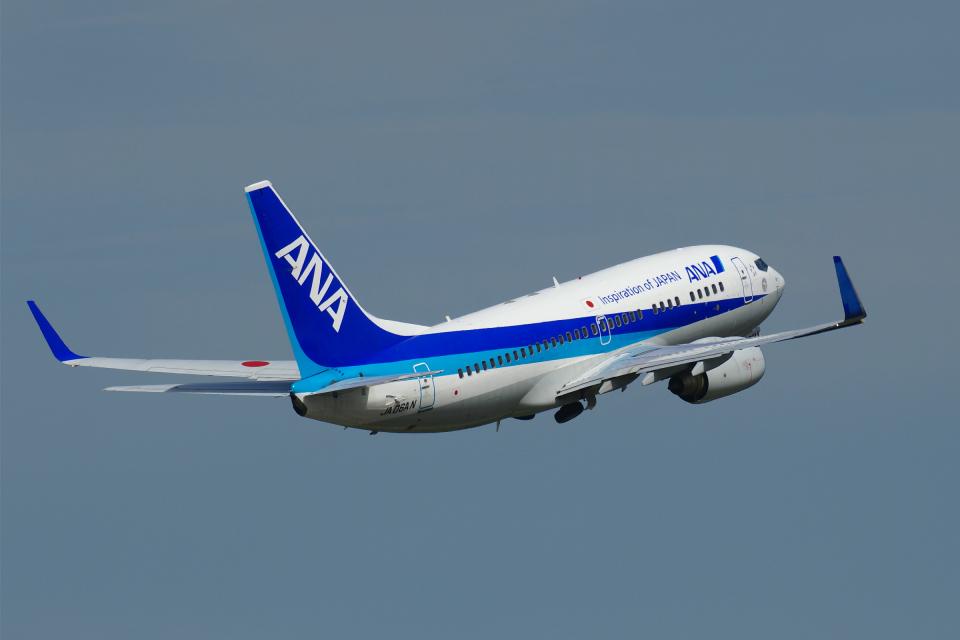 yabyanさんの全日空 Boeing 737-700 (JA06AN) 航空フォト