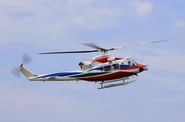 EosR2さんが、鹿児島空港で撮影した鹿児島国際航空 412の航空フォト(飛行機 写真・画像)