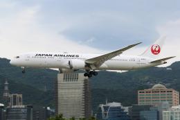 航空フォト:JA862J 日本航空 787-9