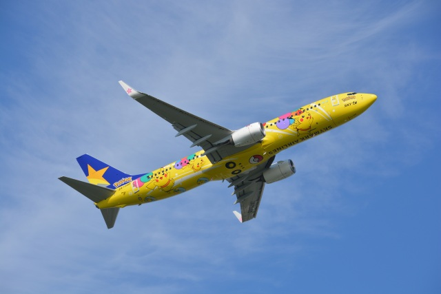 eagle-driver1998さんが、羽田空港で撮影したスカイマーク 737-8ALの航空フォト(飛行機 写真・画像)