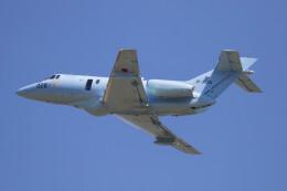 Koenig117さんが、小松空港で撮影した航空自衛隊 U-125A(Hawker 800)の航空フォト(飛行機 写真・画像)