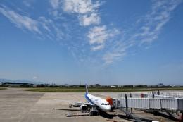 Nikon787さんが、松山空港で撮影した全日空 A320-271Nの航空フォト(飛行機 写真・画像)