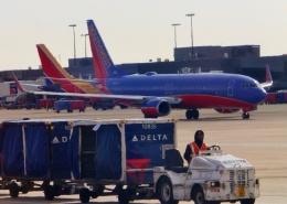 TA27さんが、ハーツフィールド・ジャクソン・アトランタ国際空港で撮影したサウスウェスト航空 737-8H4の航空フォト(飛行機 写真・画像)