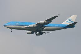 Deepさんが、成田国際空港で撮影したKLMオランダ航空 747-406の航空フォト(飛行機 写真・画像)
