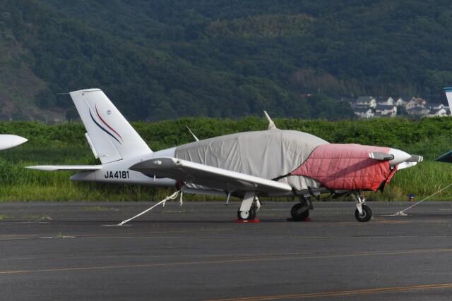 ヨッシさんが、岡南飛行場で撮影した日本法人所有 TB-21 Trinidad TCの航空フォト(飛行機 写真・画像)