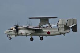 ER_b777logさんが、那覇空港で撮影した航空自衛隊 E-2C Hawkeyeの航空フォト(飛行機 写真・画像)