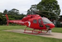 TA27さんが、Parramatta Heliportで撮影したunknown AS355F1 Ecureuil 2の航空フォト(飛行機 写真・画像)