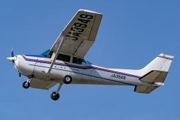 Ariesさんが、八尾空港で撮影した第一航空 172P Skyhawkの航空フォト(飛行機 写真・画像)