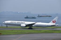 航空フォト:JA739J 日本航空 777-300
