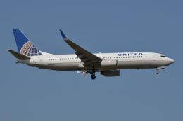 Deepさんが、成田国際空港で撮影したユナイテッド航空 737-824の航空フォト(飛行機 写真・画像)