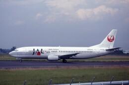 航空フォト:JA8996 日本航空 737-400
