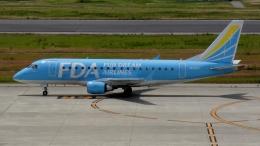 航空見聞録さんが、神戸空港で撮影したフジドリームエアラインズ ERJ-170-100 (ERJ-170STD)の航空フォト(飛行機 写真・画像)