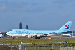 saoya_saodakeさんが、成田国際空港で撮影した大韓航空 747-4B5の航空フォト(飛行機 写真・画像)