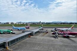 MSN/PFさんが、名古屋飛行場で撮影したフジドリームエアラインズ ERJ-170-200 (ERJ-175STD)の航空フォト(飛行機 写真・画像)