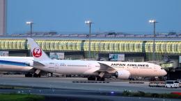 航空フォト:JA863J 日本航空 787-9