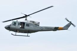 デルタおA330さんが、横田基地で撮影したアメリカ空軍 UH-1Nの航空フォト(飛行機 写真・画像)