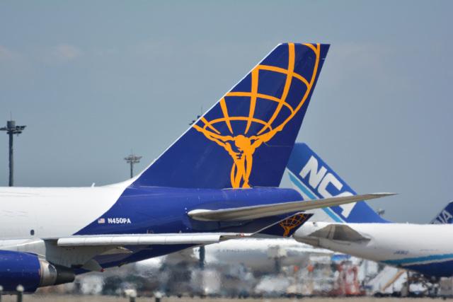 アルビレオさんが、成田国際空港で撮影したポーラーエアカーゴ 747-46NF/SCDの航空フォト(飛行機 写真・画像)