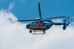 Astechnoさんが、名古屋飛行場で撮影した愛知県警察 BK117C-1の航空フォト(飛行機 写真・画像)
