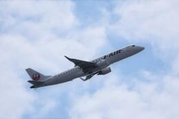 ぬま_FJHさんが、羽田空港で撮影したジェイエア ERJ-190-100(ERJ-190STD)の航空フォト(飛行機 写真・画像)