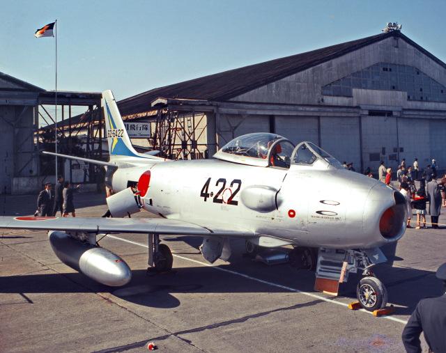 Y.Todaさんが、入間飛行場で撮影した航空自衛隊 RF-86Fの航空フォト(飛行機 写真・画像)