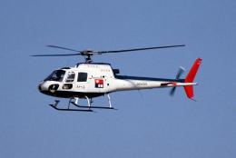 航空フォト:JA9455 中日新聞社 AS350 Ecureuil/AStar