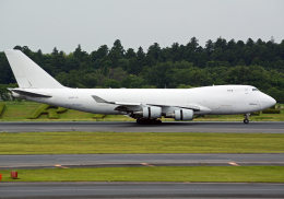 NINEJETSさんが、成田国際空港で撮影したアトラス航空 747-4KZF/SCDの航空フォト(飛行機 写真・画像)