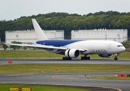 NINEJETSさんが、成田国際空港で撮影したサザン・エア 777-F16の航空フォト(飛行機 写真・画像)