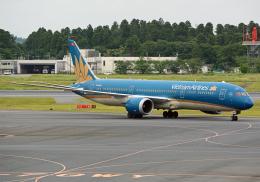 NINEJETSさんが、成田国際空港で撮影したベトナム航空 787-9の航空フォト(飛行機 写真・画像)