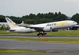 NINEJETSさんが、成田国際空港で撮影したアエロ・ロジック 777-FZNの航空フォト(飛行機 写真・画像)