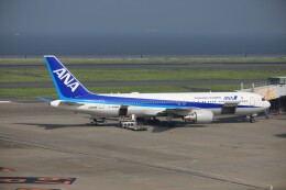 mahiちゃんさんが、羽田空港で撮影した全日空 767-381/ERの航空フォト(飛行機 写真・画像)