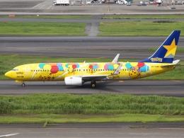 FT51ANさんが、羽田空港で撮影したスカイマーク 737-8ALの航空フォト(飛行機 写真・画像)