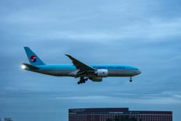 航空フォト:HL8046 大韓航空 777-200