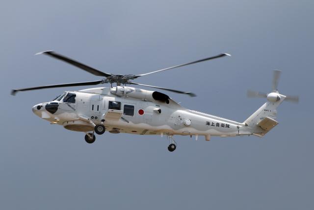 なごやんさんが、名古屋飛行場で撮影した海上自衛隊 SH-60Kの航空フォト(飛行機 写真・画像)