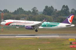 Ohara Mariさんが、成都双流国際空港で撮影したマカオ航空 A321-231の航空フォト(飛行機 写真・画像)