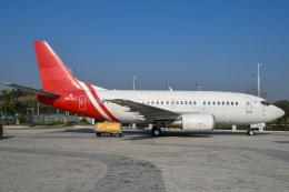Ohara Mariさんが、南京禄口国際空港で撮影した不明 737-55Sの航空フォト(飛行機 写真・画像)