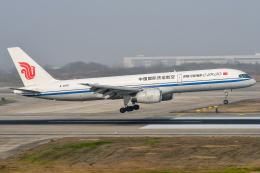Ohara Mariさんが、南京禄口国際空港で撮影した中国国際貨運航空 757-2Z0の航空フォト(飛行機 写真・画像)