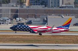 サウスウェスト航空 Boeing 737-800 (N500WR)  航空フォト | by LAX Spotterさん  撮影2021年06月23日%s