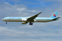 saoya_saodakeさんが、成田国際空港で撮影した大韓航空 777-3B5/ERの航空フォト(飛行機 写真・画像)
