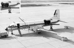 A-330さんが、茨城空港で撮影した航空自衛隊 YS-11A-402Cの航空フォト(飛行機 写真・画像)