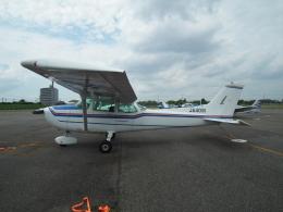 ヒコーキグモさんが、岡南飛行場で撮影した日本個人所有 172P Skyhawkの航空フォト(飛行機 写真・画像)
