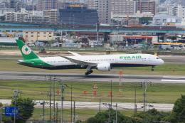 虎太郎19さんが、福岡空港で撮影したエバー航空 787-10の航空フォト(飛行機 写真・画像)