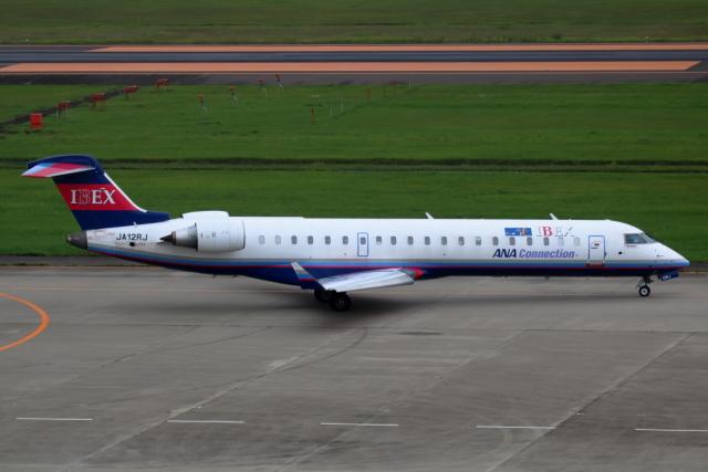 ▲®さんが、仙台空港で撮影したアイベックスエアラインズ CL-600-2C10 Regional Jet CRJ-702ERの航空フォト(飛行機 写真・画像)